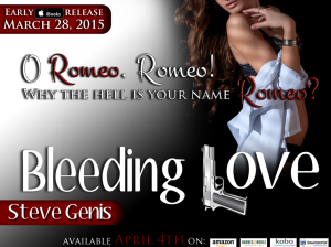 Bleeding Love Teaser 3